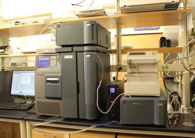 Waters Alliance Prep HPLC With Fraction Collector